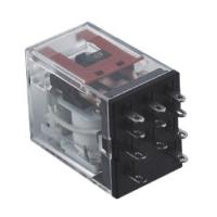 小功率3组继电器(小11脚)YJ3N-GS