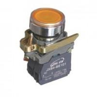 带灯按钮XB4-BW3561 黄色