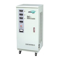 SVC/Ⅱ系列高精度全自动三相交流稳压器