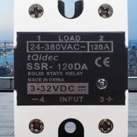SSR-120DA固态继电器