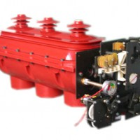 FLN36-12型负荷开关(电动、二工位)