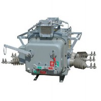 ZW20-12系列户外高压真空断路器(弹簧机构)