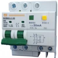 NKB60LE系列漏电断路器(电子式)