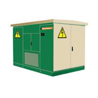 Biosco系列高压/低压预装式变电站