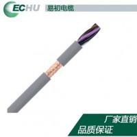中度柔性耐弯曲对绞屏蔽电缆TRVVSP