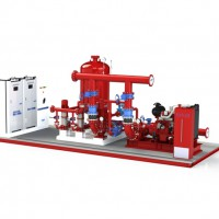XBC-DC消防双动力给水设备