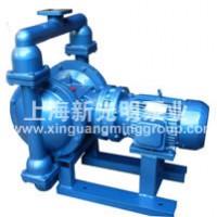 DBY电动隔膜泵-摆线式