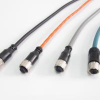 M12电缆插头4芯5芯连接器