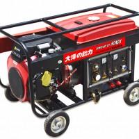 TOTO300A_大泽动力300A汽油发电焊机