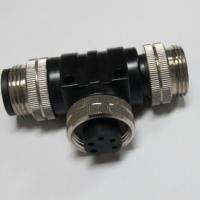 M12、M8双头电缆连接器31
