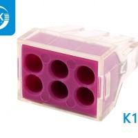 K106硬导线连接器