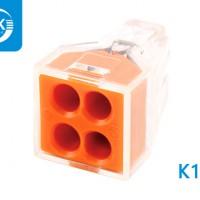 K104硬导线连接器